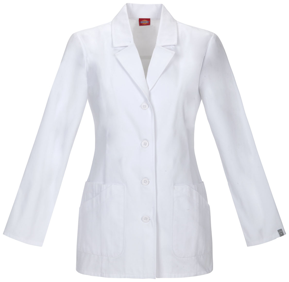 Женский медицинский халат 84405A Dickies EDS Professional Whites with Certainty в интернет-бутике Clinic Style